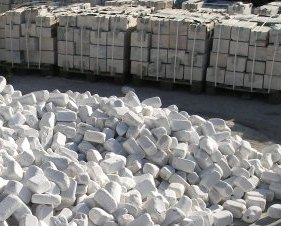 Ассортимент изделий из натурального камня