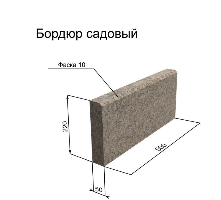 Бордюрный камень 2000 цветочница железобетонная цена